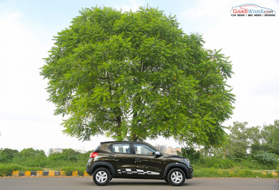 Renault Kwid 1.0L (1000cc) Review-4