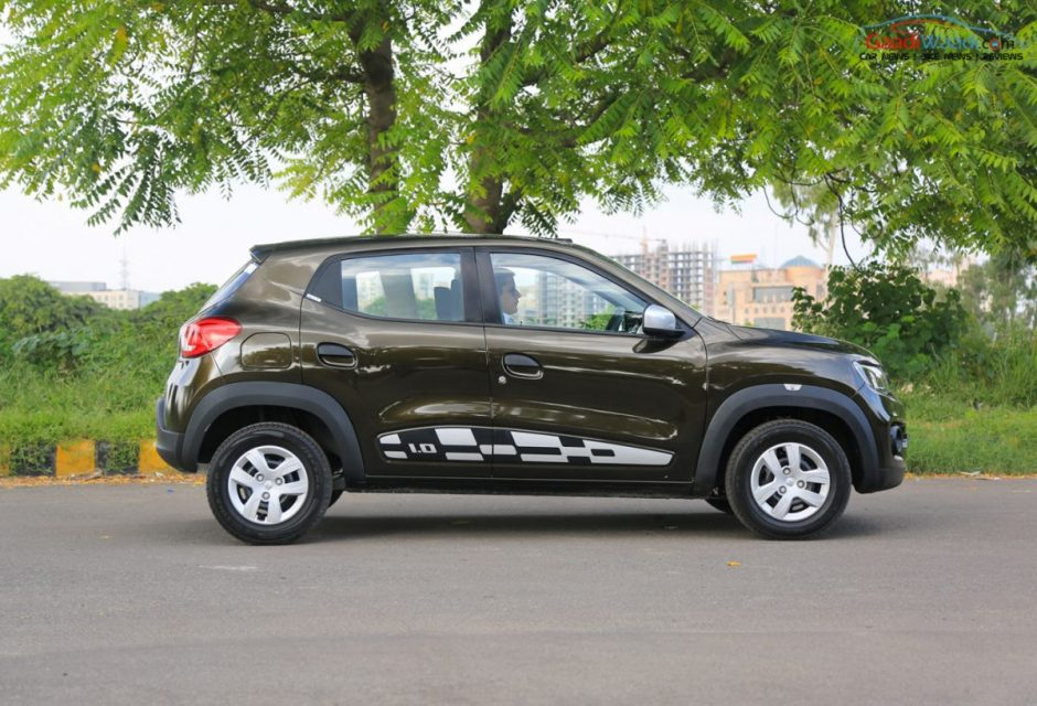 Renault Kwid 1.0L (1000cc) Review-5
