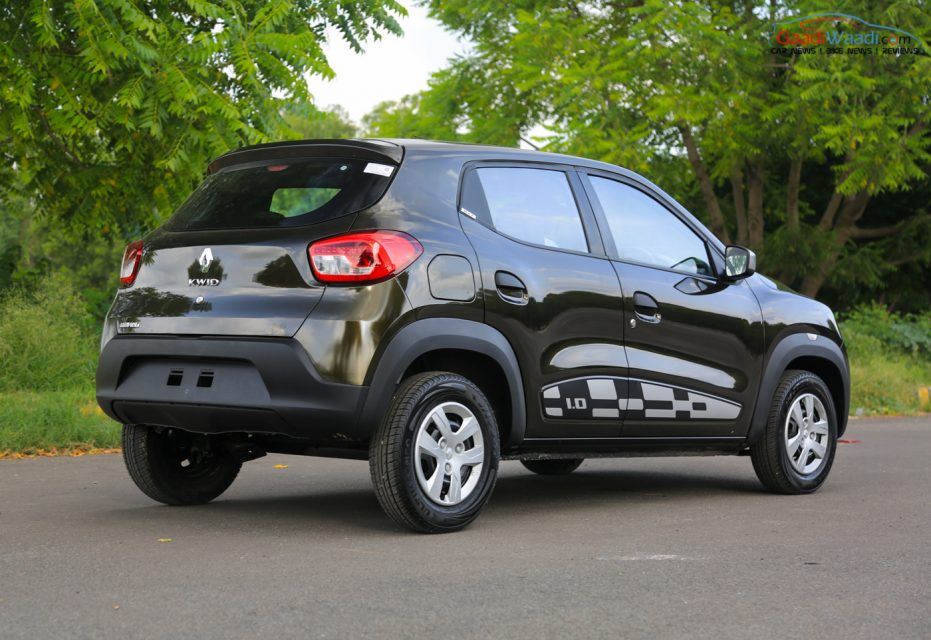 Renault Kwid 1.0L (1000cc) Review-6