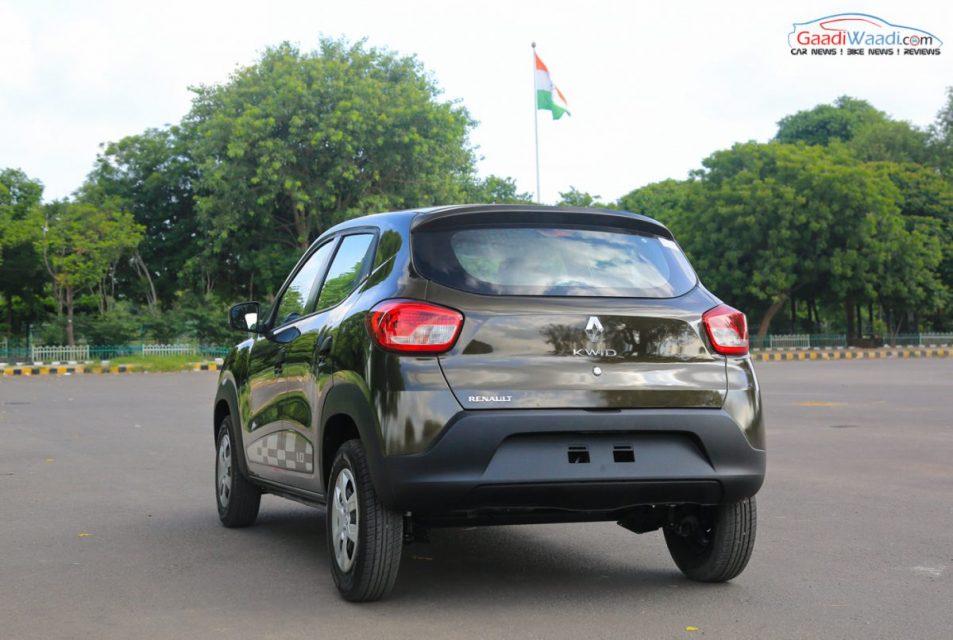 Renault Kwid 1.0L (1000cc) Review-8