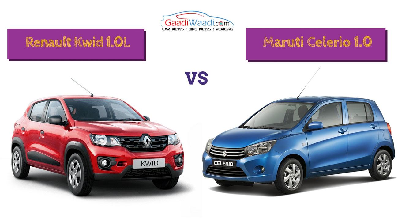 Renault Maruti 28 Images Datsun Redi Go Vs Renault