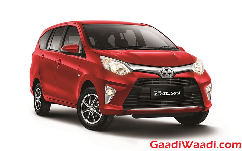 Toyota Calya Mini MPV 1