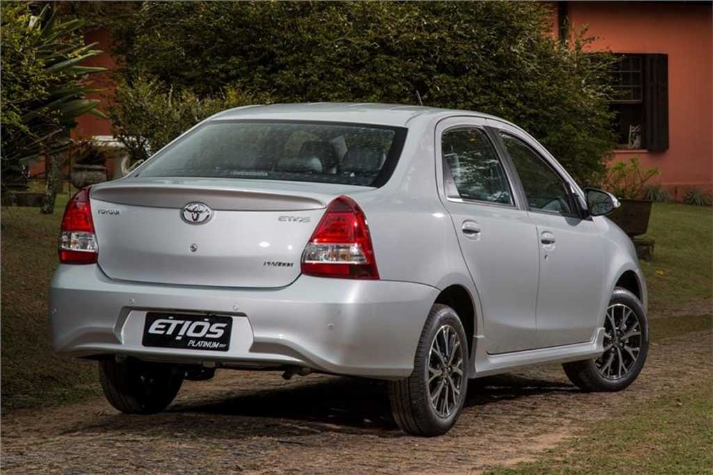toyota etios facelift previewed through etios platinum