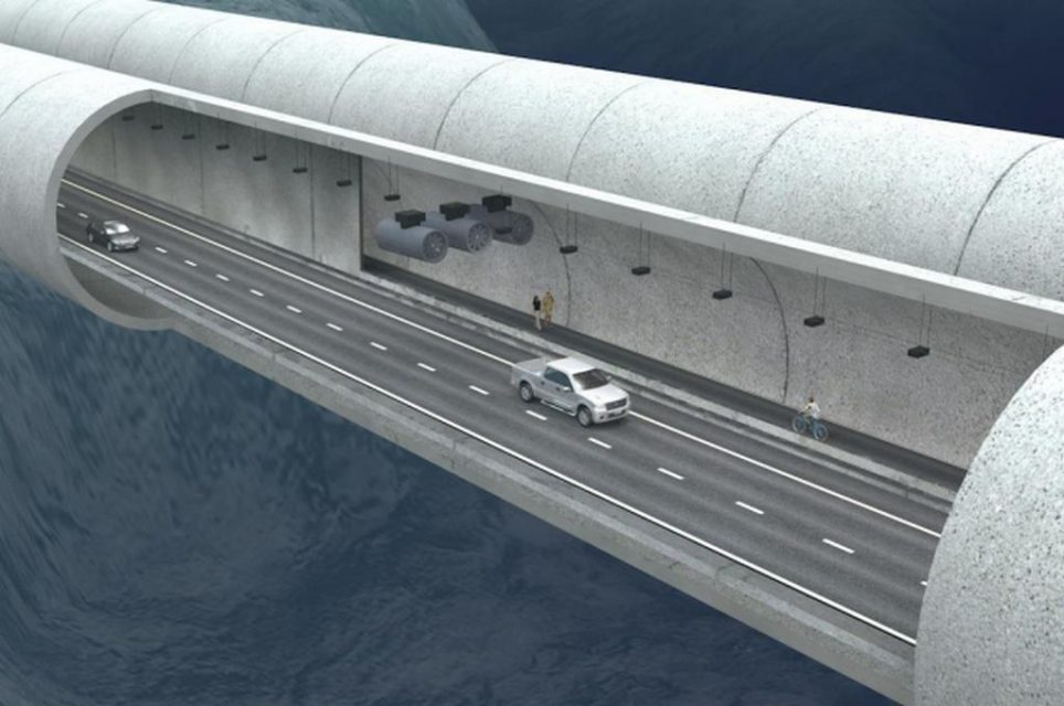 World's First Floating Underwater Tunnel 1