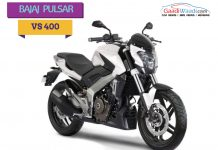 bajaj vs400 white
