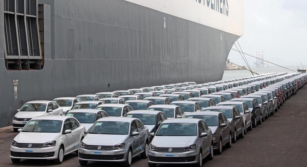 Volkswagen S Export From India Saw 34 7 Growth In September 2017