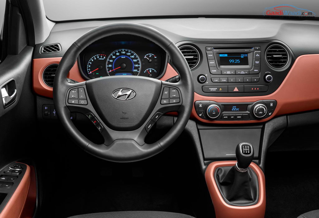 2017 hyundai grand i10 facelift launched in india price specs features. Black Bedroom Furniture Sets. Home Design Ideas