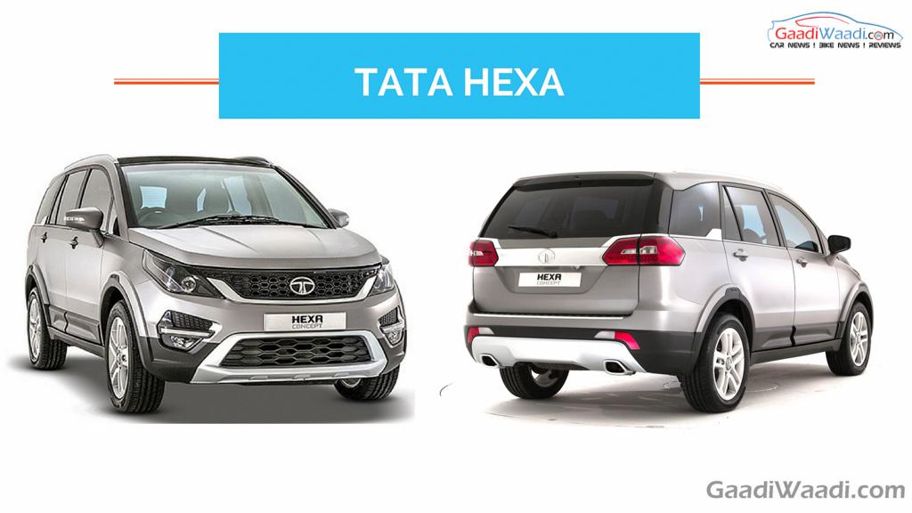 tata hexa vs hyundai tucson specs comparison. Black Bedroom Furniture Sets. Home Design Ideas