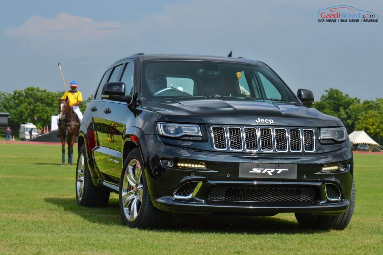 Jeep Grand Cherokee Ecodiesel >> Jeep Grand Cherokee Launched in India, Price, Specs, Showroom
