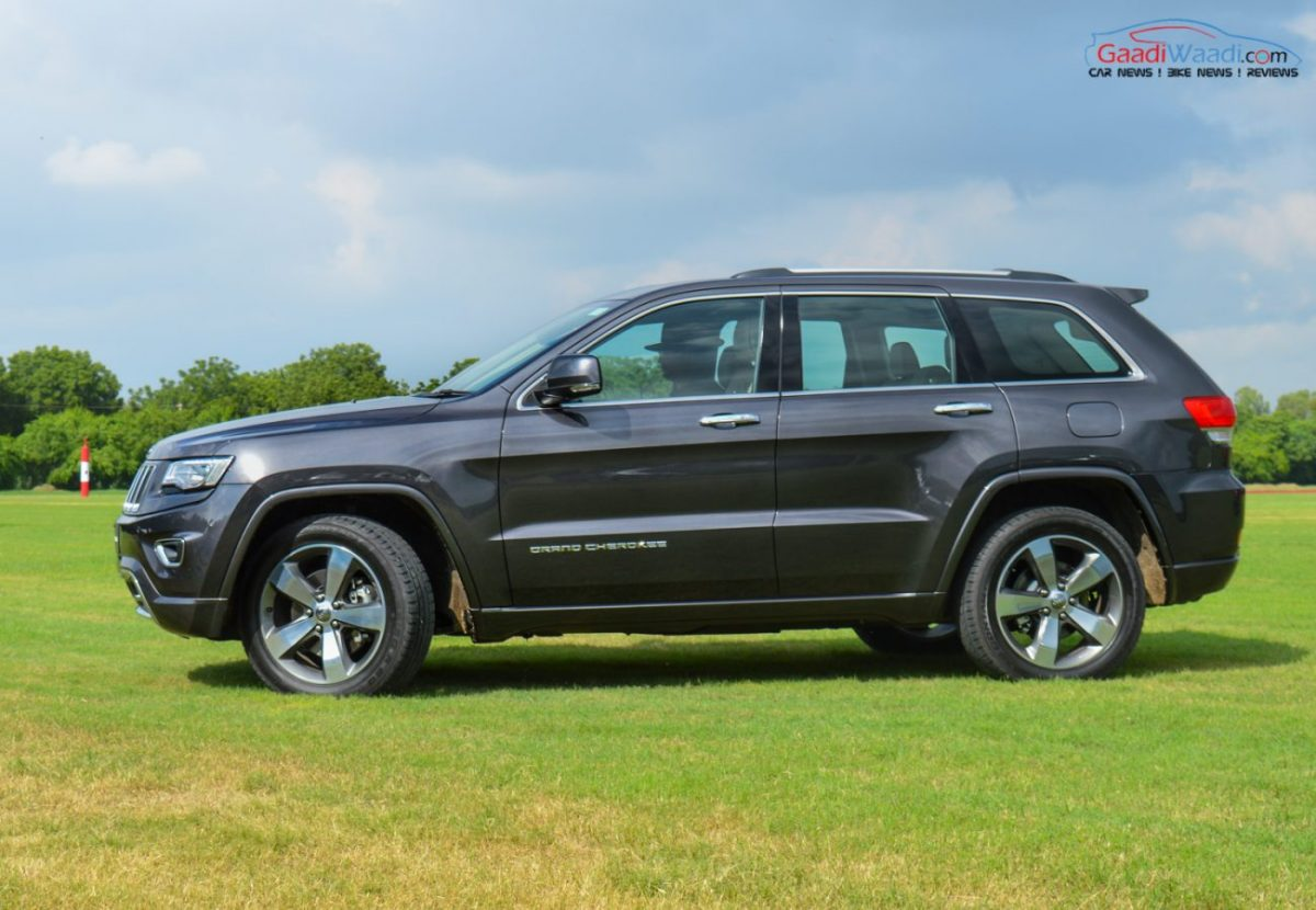 jeep grand cherokee launched in india price specs showroom. Black Bedroom Furniture Sets. Home Design Ideas