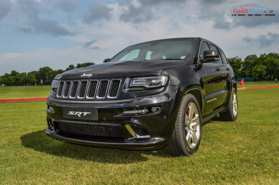 jeep grand cheorkee srt india launch-7