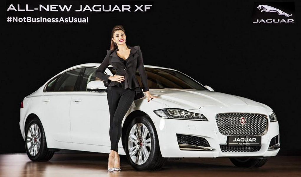 2016 Jaguar XF Launched in India