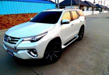2016 New Toyota Fortuner