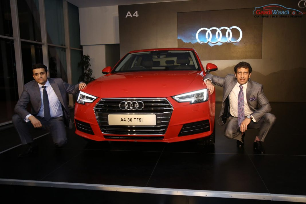 2016 audi a4 launched in gurgaon-2