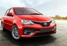 2016 etios platinum facelift red