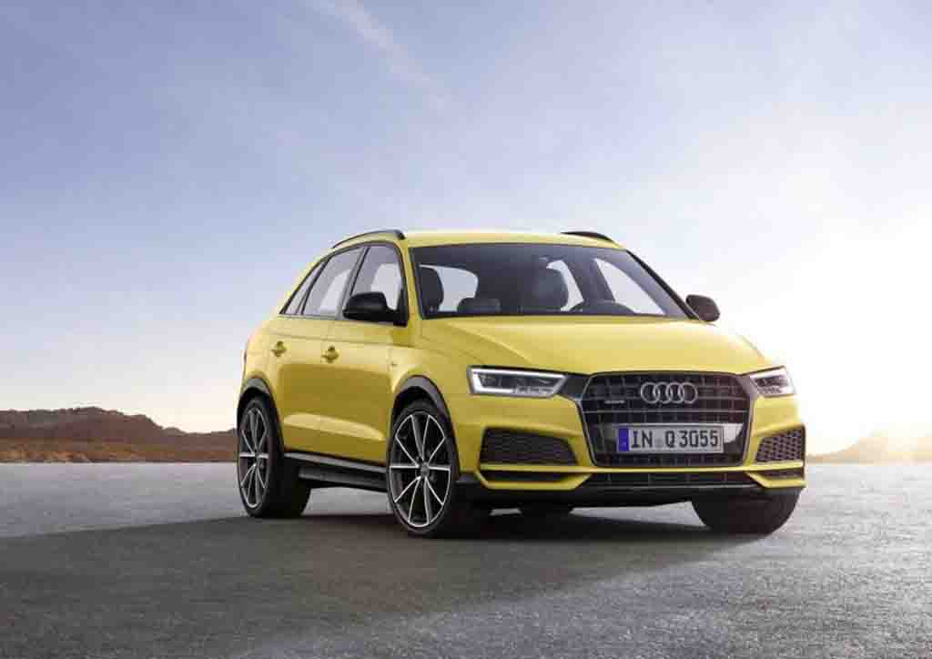 India Bound 2019 Audi Q3 S Global Production To Begin Later This Year