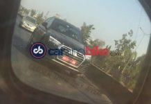 2017 Audi Q5 India Launch Spied