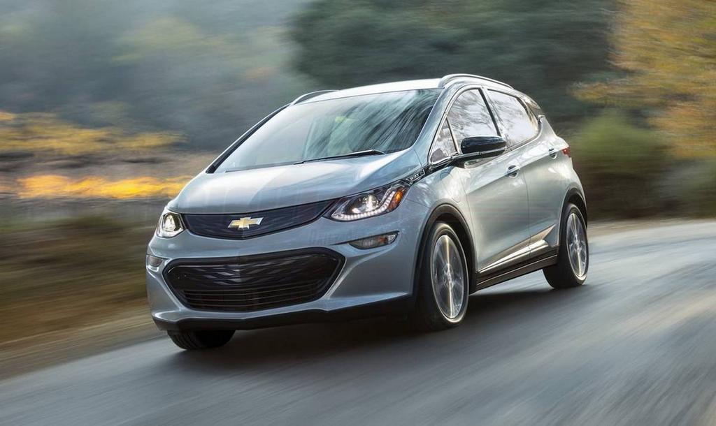 Chevrolet Bolt EV has City Driving Range of 410 km - Gaadiwaadi.com