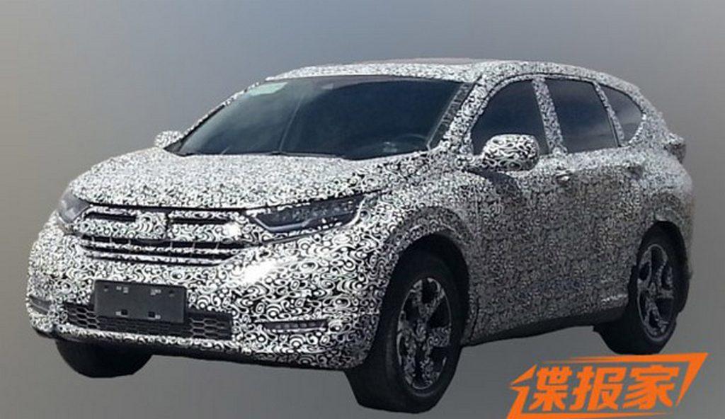 2017-Honda-CR-V-front