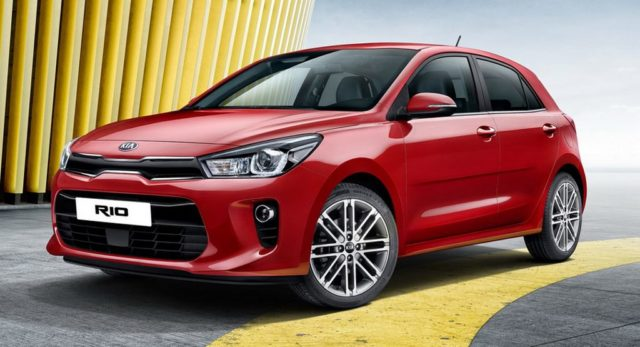 kia rio india launch