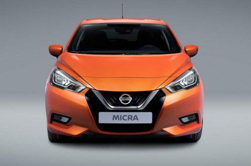 2017 Nissan Micra 4