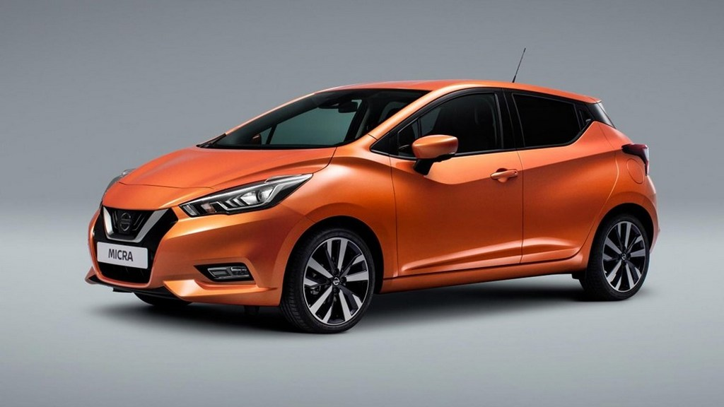 new nissan micra officially graces paris motor show