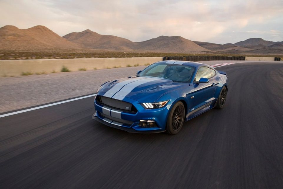 2017 Shelby Mustang GTE 1