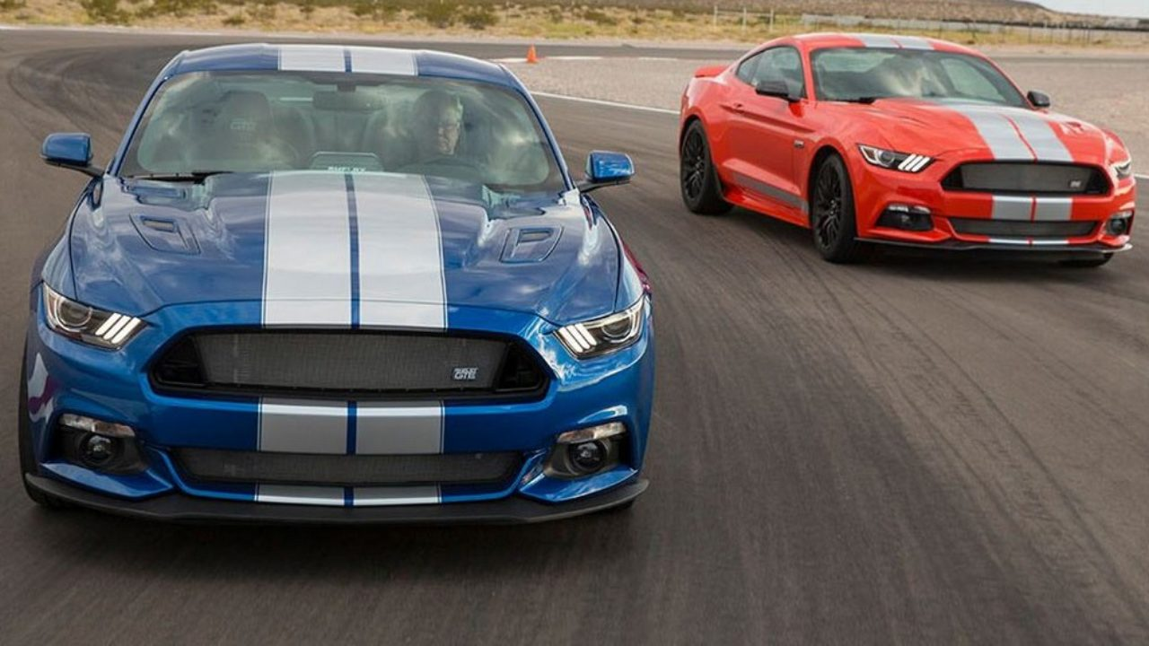 2017 shelby mustang gte launched