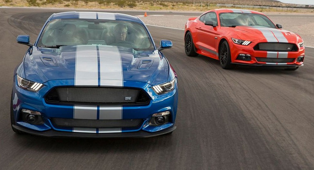 2017 Shelby Mustang GTE comes with option of two power sources: a 456 ...