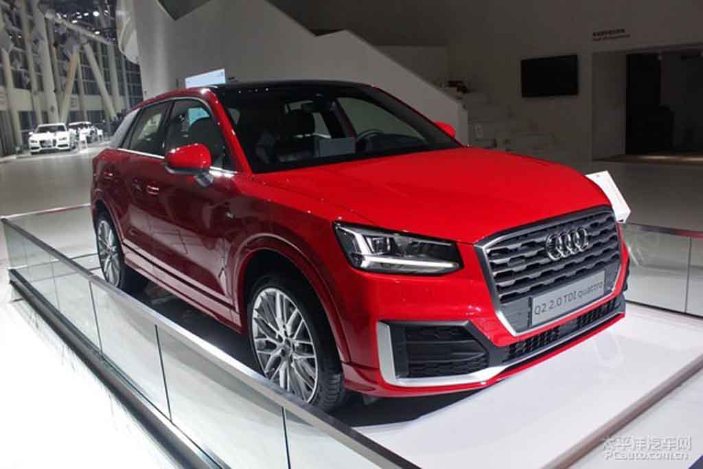 Audi Q2 India >> New Audi Q2 India Launch Date Price Engine Specs Interior Features