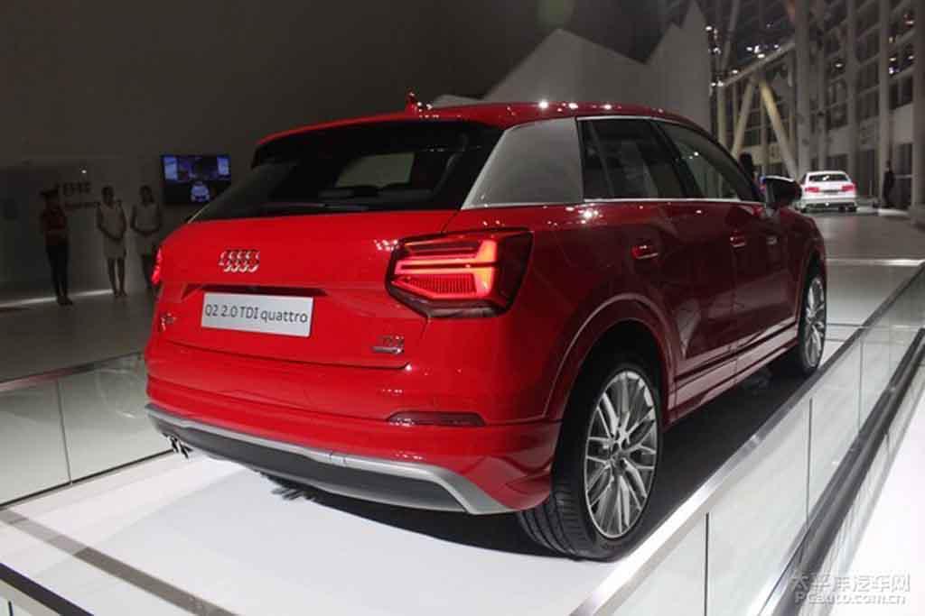 New Audi Q2 India Launch Date Price Engine Specs Interior Features