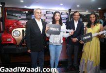 Customised Mahindra Thar Gifted to PV Sindhu and Sakshi Malik