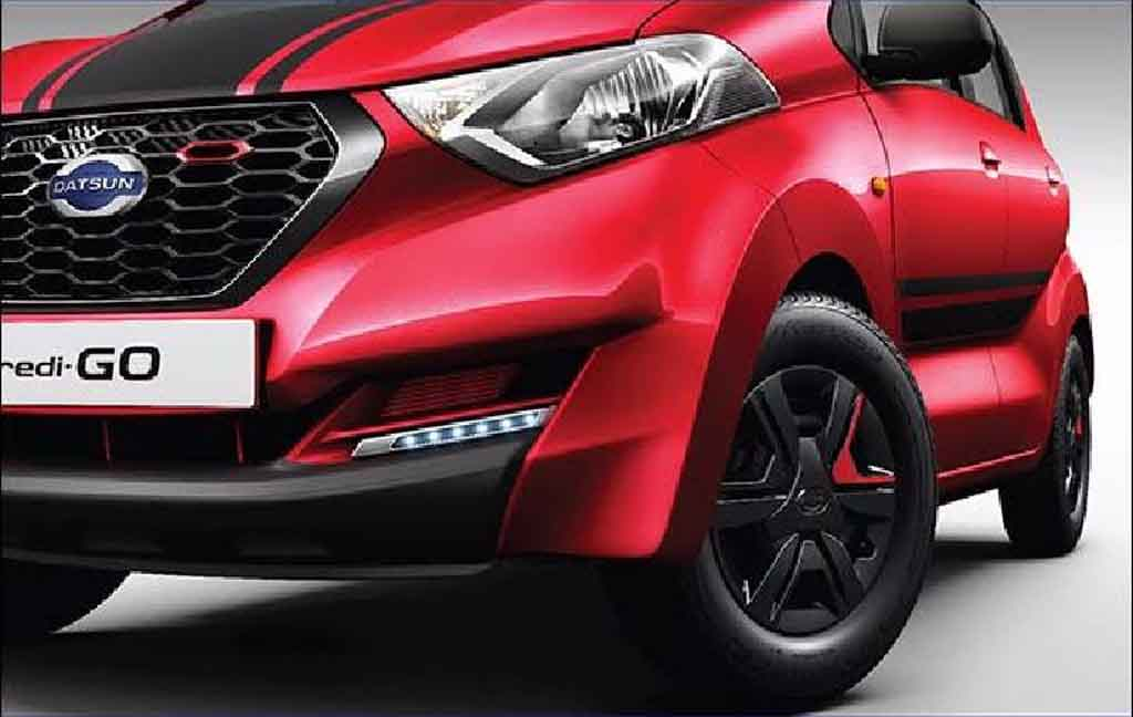 Datsun Redi-Go Sport Launched at Rs. 3.49 Lakh