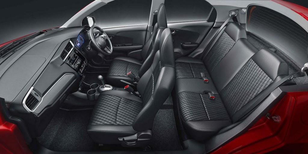 Honda Brio Facelift Interior 1