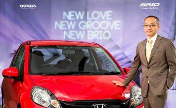 Honda Brio Facelift launched