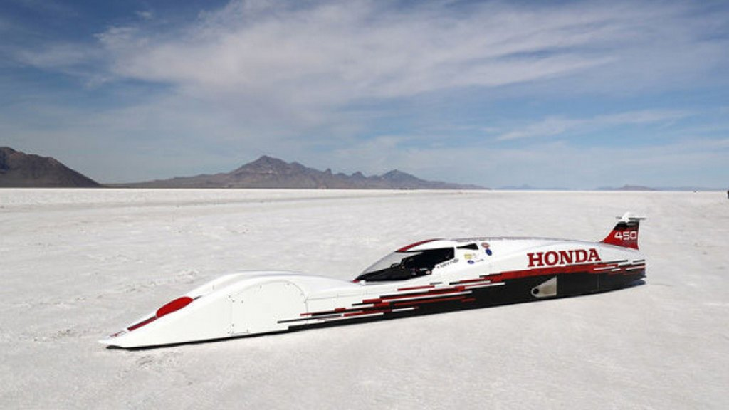World S Fastest Car Land Speed Record