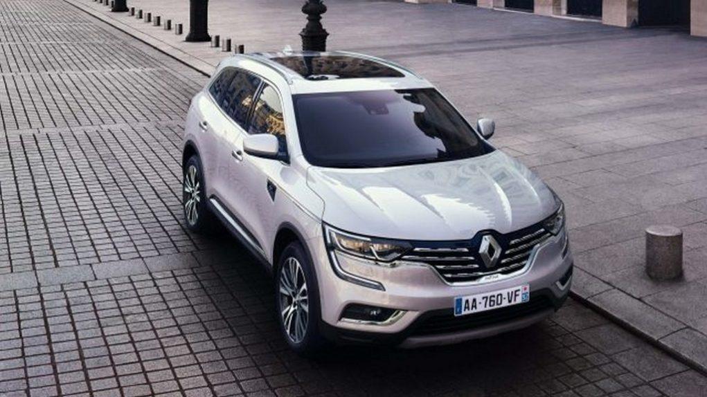 India-Bound New Renault Koleos Revealed in Geneva 4