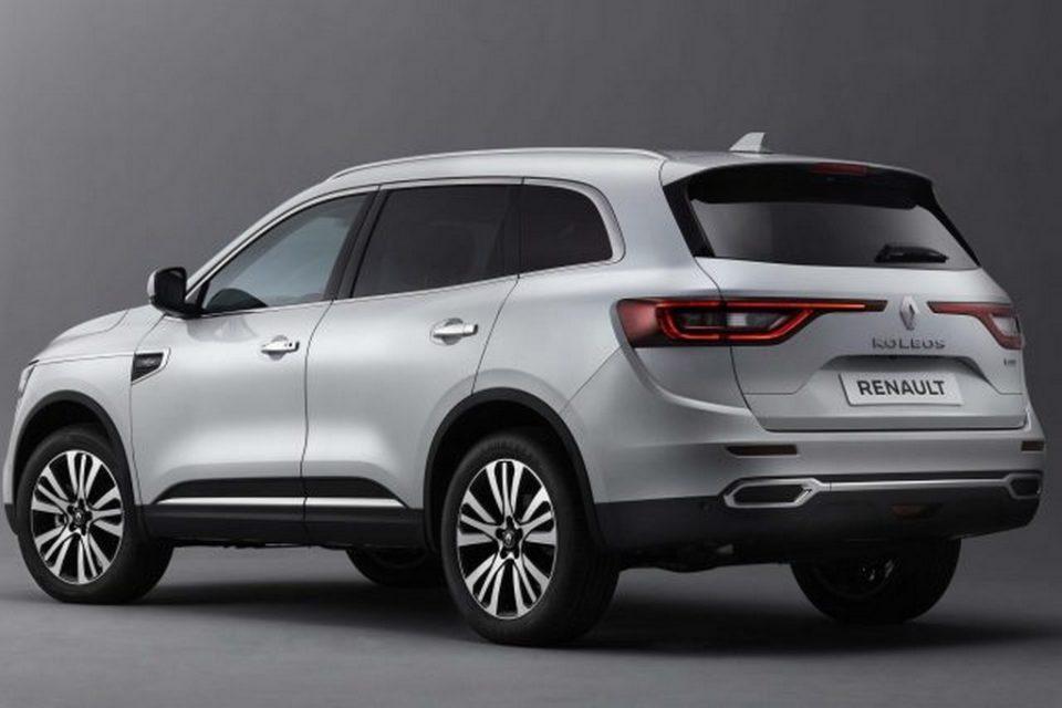 India-Bound New Renault Koleos Revealed in Geneva 6