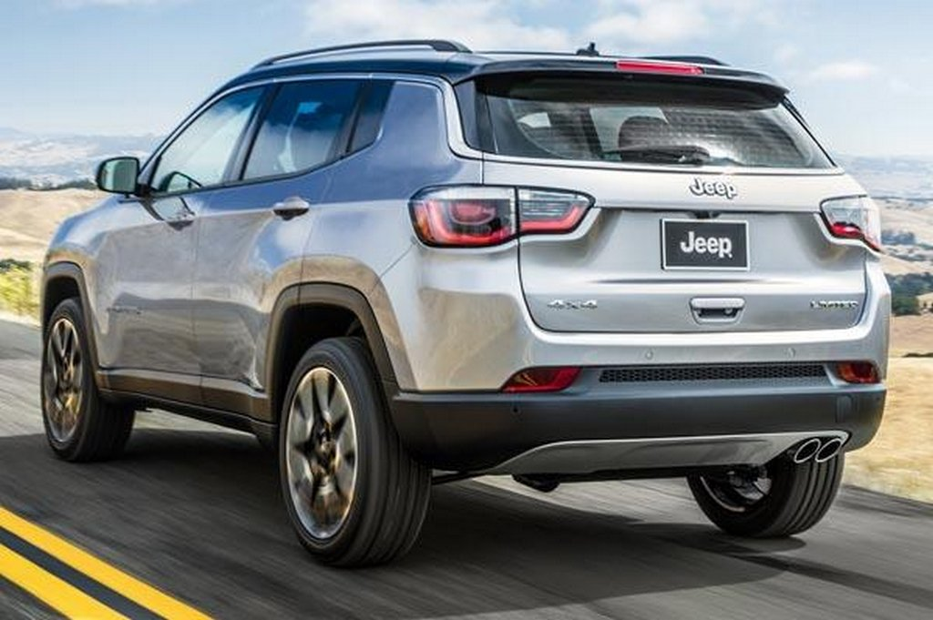 Jeep Compass SUV rear
