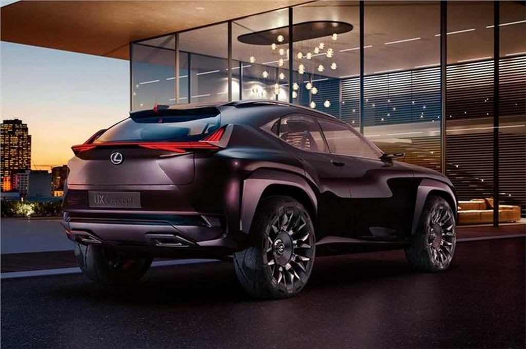 Lexus Ux Concept Will Be Put Into Production Previews