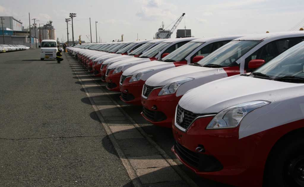 04indian auto industry maruti In this report annual report 2014 annual report 2014-15 maruti suzuki india limited 04 financial highlights category creator in the indian automobile industry.