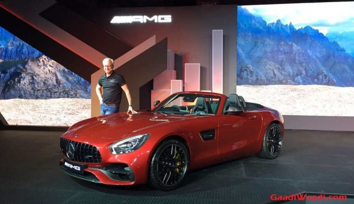 Mercedes Amg Gt Roadster Launched In India Price Specs