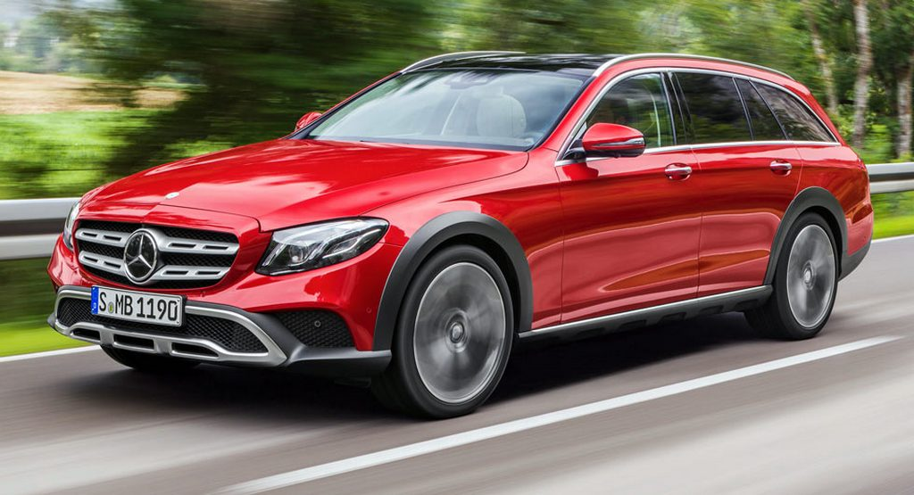 Mercedes e class all terrain india launch price engine for What country makes mercedes benz cars