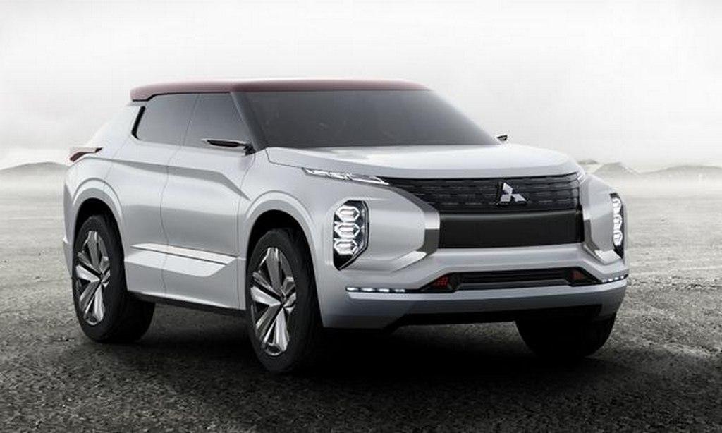 Mitsubishi GT-PHEV 3