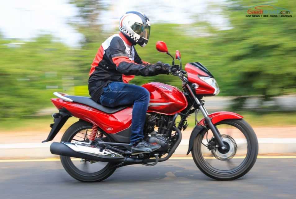 New Hero Achiever 150 ISmart Review-11