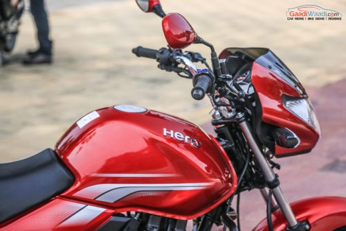 New Hero Achiever 150 ISmart Review-23