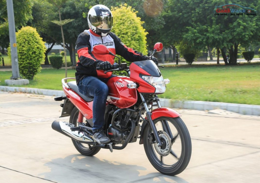 New Hero Achiever 150 ISmart Review-5 (Affordable Bikes Price Increase)