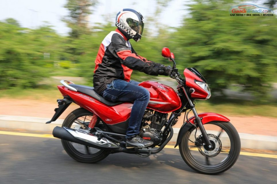 New Hero Achiever 150 ISmart Review-9