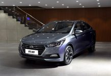 New Hyundai Verna India