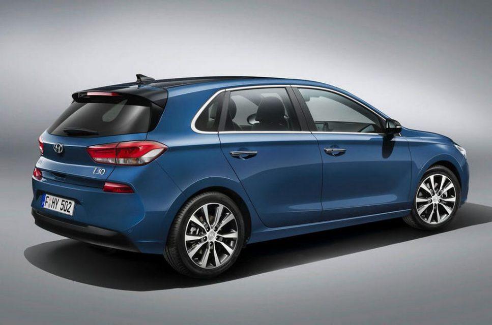 New Hyundai i30 1